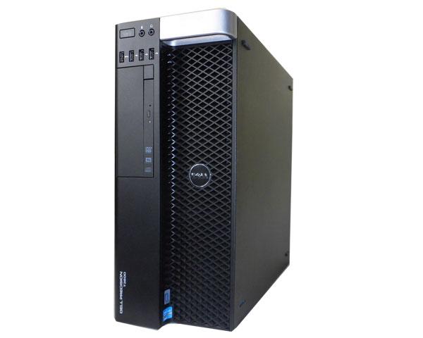 ワケあり(OSなし) 中古ワークステーションDELL PRECISION T3600Xeon E5-1650 3.2GHz 6Core/16GB/500GB/Quadro 2000