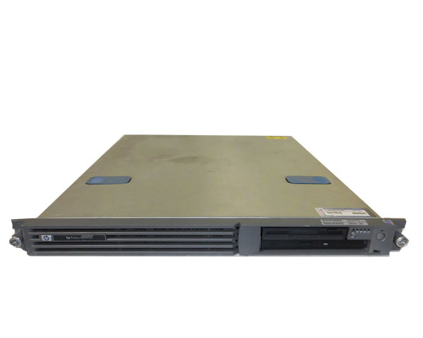 HP ProLiant DL320 G2 289349-291【中古】Pentium4-2.26GHz/640MB/HDDなし