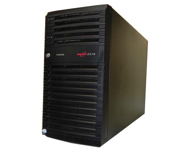 TOSHIBA MAGNIA 3510 (SYU4120B)【中古】Xeon E5205 1.86GHz×2/2GB/73GB×2