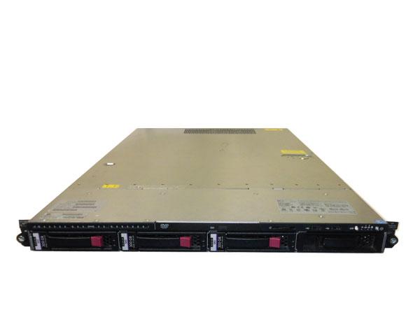 HP ProLiant DL120 G7 628692-291【中古】Xeon E3-1240 3.3GHz/4GB/146GB×1