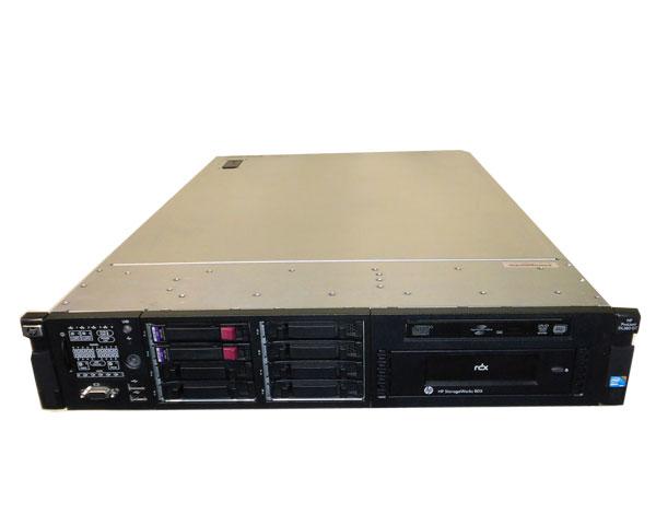HP ProLiant DL380 G7 583967-291【中古】Xeon E5640 2.66GHz/12GB/146GB×2