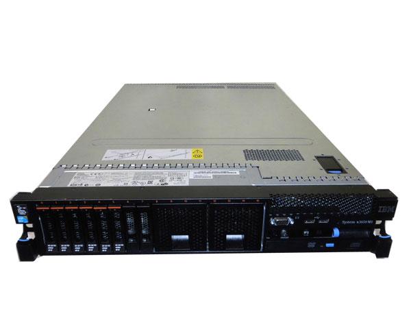 IBM System x3650 M3 7945-22J【中古】Xeon E5606 2.13GHz/8GB/73GB×3/RAID