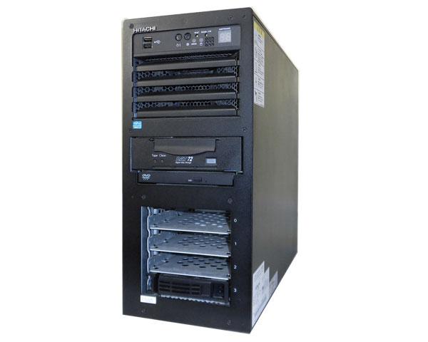 HITACHI HA8000/TS10 BL1GQUT11BL-UNNNTT2【中古】Xeon E3-1220 3.1GHz/4GB/HDDなし