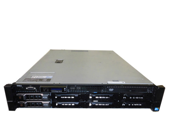 DELL PowerEdge R510【中古】Xeon E5620 2.4GHz/8GB/HDDなし