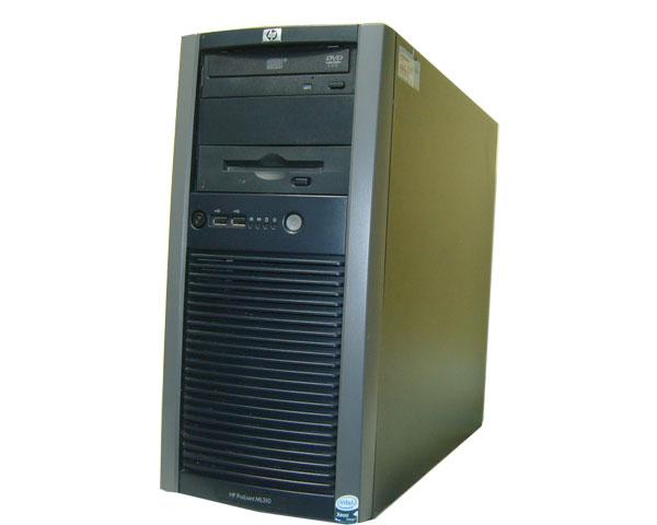 HP ProLiant ML310 G4 419278-B21【中古】Xeon 3070 2.66GHz/3GB/73GB×4