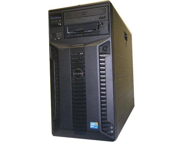 DELL PowerEdge T410-2 中古サーバーXeon 6core E5645 2.4GHz×2/16GB/146GB×2/AC×2