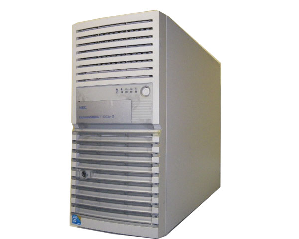 NEC Express5800/T120b-E (N8100-1670)【中古】Xeon E5620 2.4GHz/4GB/300GB×2