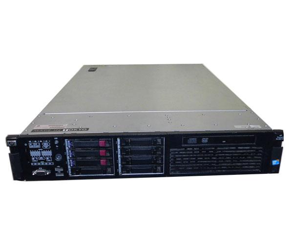 HP ProLiant DL380 G7 583914-B21【中古】Xeon E5606 2.13GHz/12GB/HDDなし