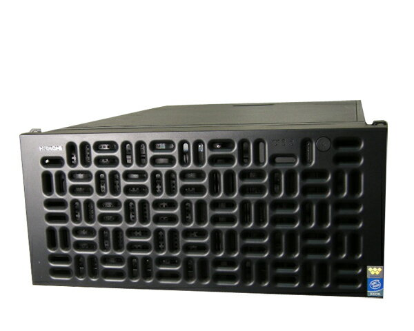 HITACHI HA8000/70W PC (GSJ070PC-BNNN911) Xeon 3.6GHz/2G/HDDレス(別売り) 【中古】
