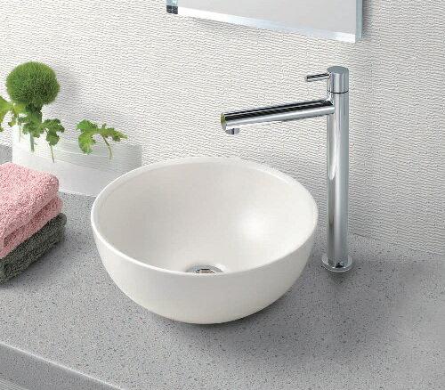 リラインス モノクローム・シリーズ 置き型手洗器 LSM3 (Φ270)