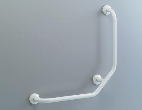 LIXIL INAX 樹脂被覆タイプ多用途用手すり(L型) KF-923AE70