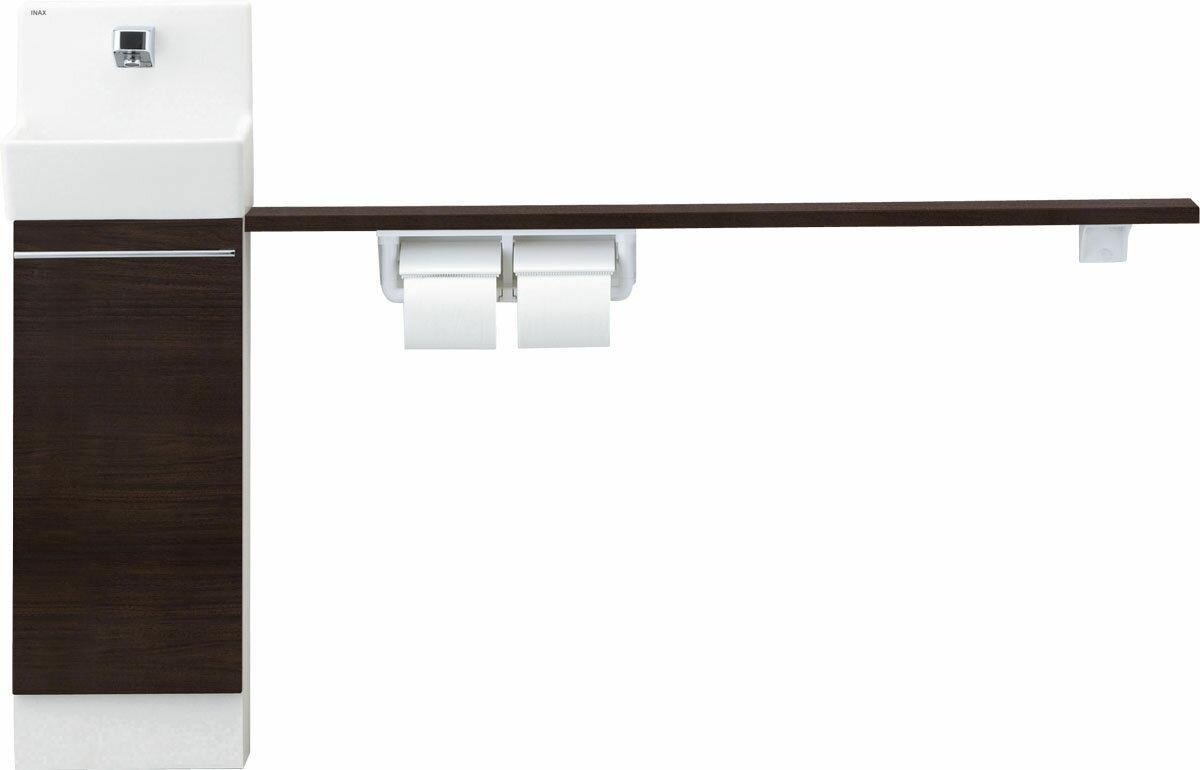 LIXIL INAX トイレ手洗 コフレル スリム(埋込)カウンター間口1500サイズ YL-DA82VKW15B