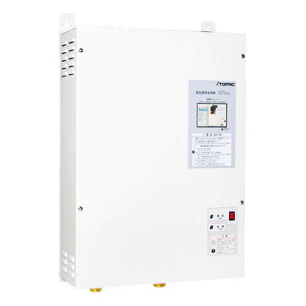 イトミック 小型電気温水器 壁掛型電気瞬間給湯器 EI-N5シリーズ 号数換算22.9 三相200V EI-40N5