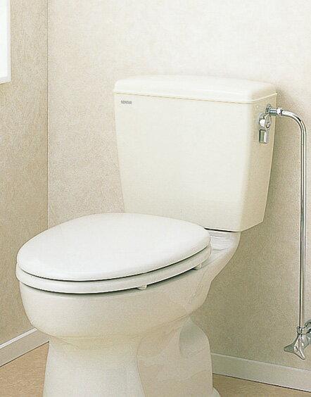 セキスイ(SEKISUI) 簡易水洗便器リブレット 洋風樹脂製手洗なしロータンク式 TY-D(N) 暖房便座仕様 RVT11W
