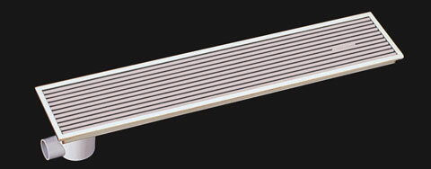 TOTO 浴室排水ユニット(樹脂製グレーチング) EWB624P