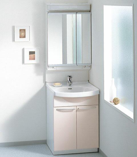 TOTO 洗面化粧台 Aシリーズ LDA606BEP  +   LMA601KCR