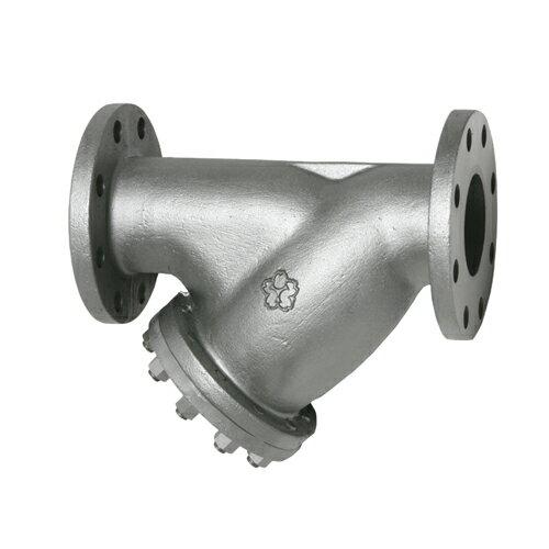 大和バルブ ダクタイル鋳鉄バルブ Y形ストレーナ D16Y-200A