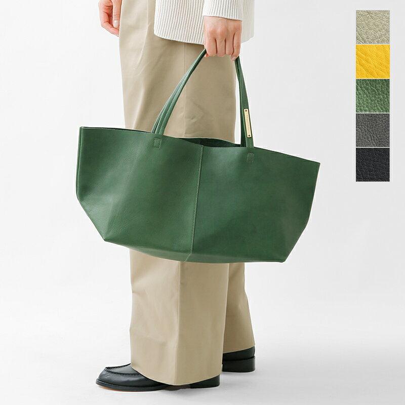 """【最大32倍】yucchino(ユッキーノ)レザートートバッグ""""OTONA eco-bag L"""" otona-eco-bag-l-so"""