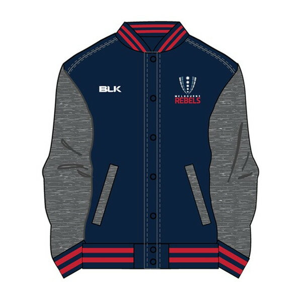BLK メルボルン・レベルズ バーシティジャケット 2017 AR008-130 ラグビー ラガーシャツ トップス ジャケット
