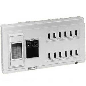 未来工業 単相三線式リミッタースペース(主幹3P30A)12+0 MP12-3012K(5個価格) ※受注生産品 MP12-3012K