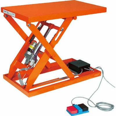 トラスコ テーブルリフト150kg(電動ボールねじ式100V)幅520×長さ630mm【代引不可・メーカー直送品】 HDL-L1556V-12