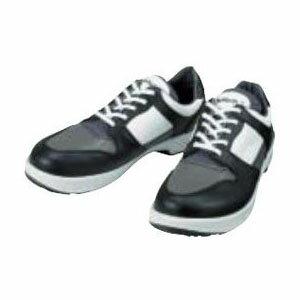 シモン 安全短靴トリセオ 黒/グレー 28.0cm 8512BKGR28.0