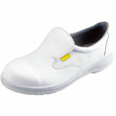 激安 シモン 静電安全靴 短靴 24.5cm 7517WS24.5
