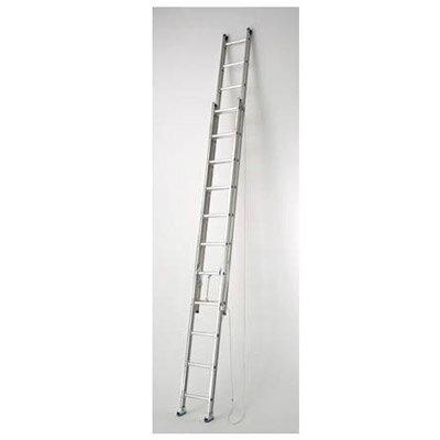 PICA ユニット交換式 2連はしご(全長:6.50m)【メーカー直送品・代引不可】 LLW-65