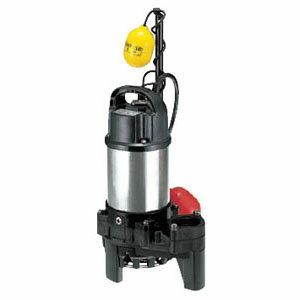 ツルミポンプ 雑排水用水中ハイスピンポンプ PNA型 自動形 口径40mm 0.25KW 単相100V メーカー直送品代引不可 40PNA2.25S