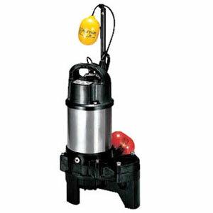 ツルミポンプ 汚物用水中ハイスピンポンプ PUA型 自動形 口径40mm 0.25KW 単相100V メーカー直送品代引不可 40PUA2.25S