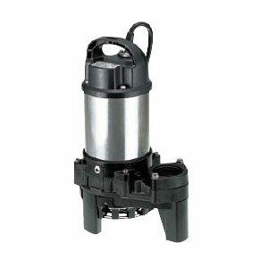 ツルミポンプ 雑排水用水中ハイスピンポンプ PN型 非自動形 口径50mm 0.75KW 三相200V メーカー直送品代引不可 50PN2.75