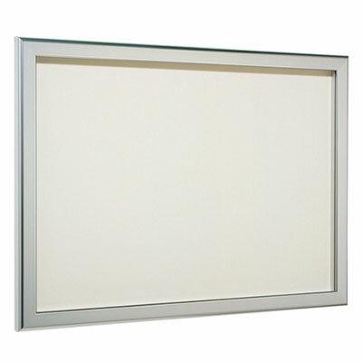 ナスタ カバー付アルミ掲示板(屋内用)ステンカラー 900×1200 ※受注生産品※メーカー直送品 TS-HB6912A