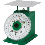 【ヤマト】置き針付上皿はかり JSDX-4(4kg) JSDX-4【TN】【TC】【自動はかり/はかり/測定機器/大和製衡】