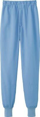 【サンペックス】サンペックス クールフリーデ男女兼用ホッピングパンツ サックス 3L CD6233L[サンペックス ウェア環境安全用品保護具食品工場向けウェア]【TN】【TC】 P01Jul16