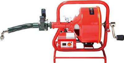 【取寄品】【ヤスダ】ヤスダ 排水管掃除機FX3型電動 FX3109ヤスダ 掃除機作業用品水道・空調配管用工具排水管掃除機【TN】【TD】