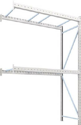 【取寄品】【TRUSCO】TRUSCO パレットラック2トン用2300X1000XH3500 2段 連結 2D35L23102B[TRUSCO パレットラック物流保管用品物品棚パレットラック]【TN】【TC】 P01Jul16