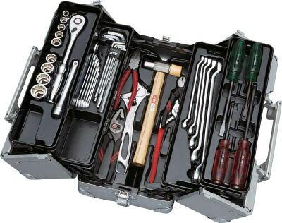 【KTC】KTC 工具セット(インダストリアルモデル) SK4410WMKTC 工具セット作業用品工具セット手提げタイプ【TN】【TC】
