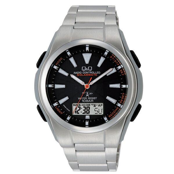 【送料無料】【腕時計 メンズ】シチズンCBM 電波ソーラーウォッチ  MD02-202【TC】【HD】[トケイ・とけい・ウォッチ・時間]【10P30May15】 P01Jul16