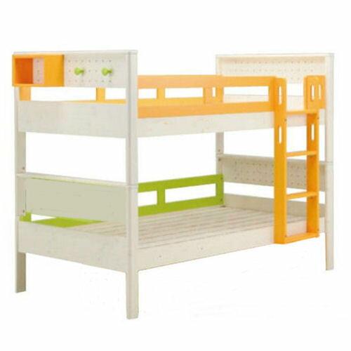 【送料無料】ママに優しいロータイプ・上段2段階高さ調整お部屋に合わせてカラーが選べます
