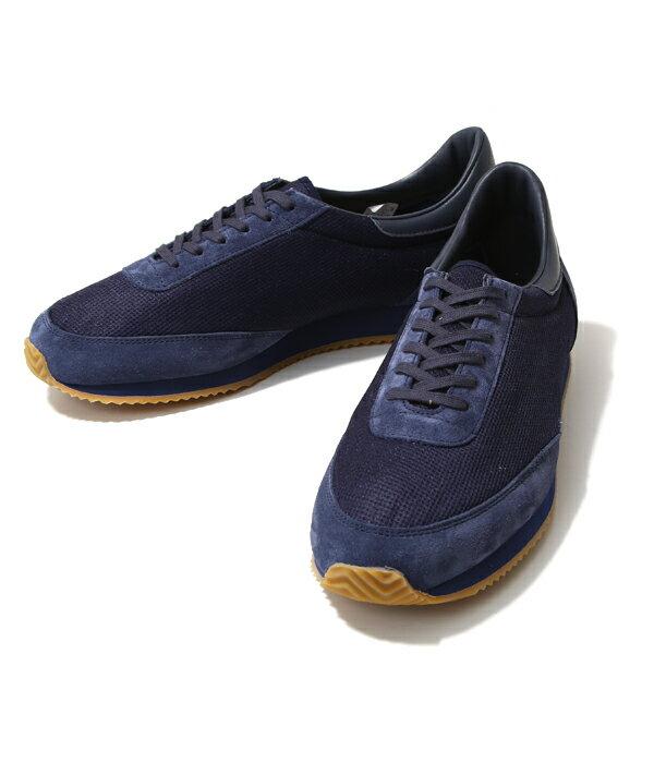 REPRODUCTION OF FOUND (リプロダクションオブファウンド) / CANADIAN MILITARY TRAINER (フレンチミリタリートレーナー スニーカー シューズ 靴) / 全2色 / 1000FSL【MUS】