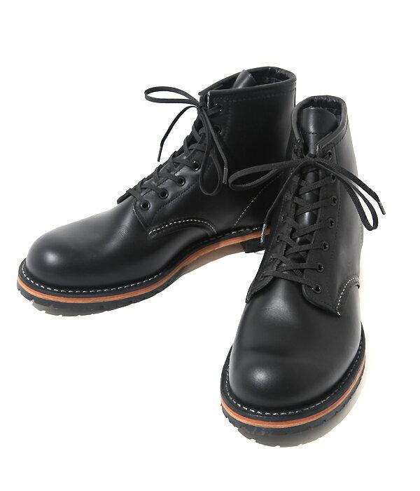 RED WING(レッドウィング) ROUND-TOE BECKMAN BOOTS STYLE NO.9014 (ベックマン ブーツ6インチブーツ ワークブーツ) 9014【STD】