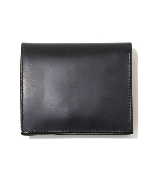 ETTINGER [エッティンガー] / Mini Wallet +Coin Pocket Bridle (財布 ミニウォレット レザー) / 全2色 / BH975A【MUS】