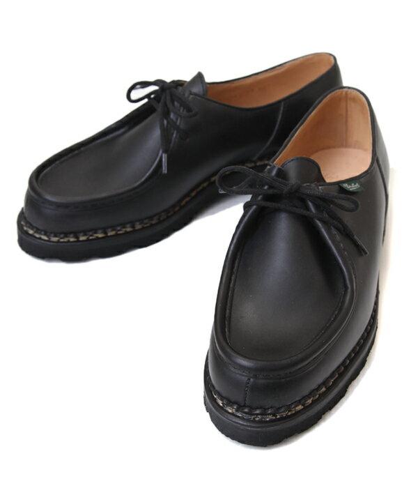 ファッションの巨大な分身 PARABOOT(パラブーツ) / MICHAEL(ミカエル 靴 チロリアン)715604【MUS】【BJB】