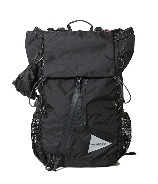 and wander[アンドワンダー]/ 30L backpack(バックパック リュック バッグ)AW-AA912-re【REA】