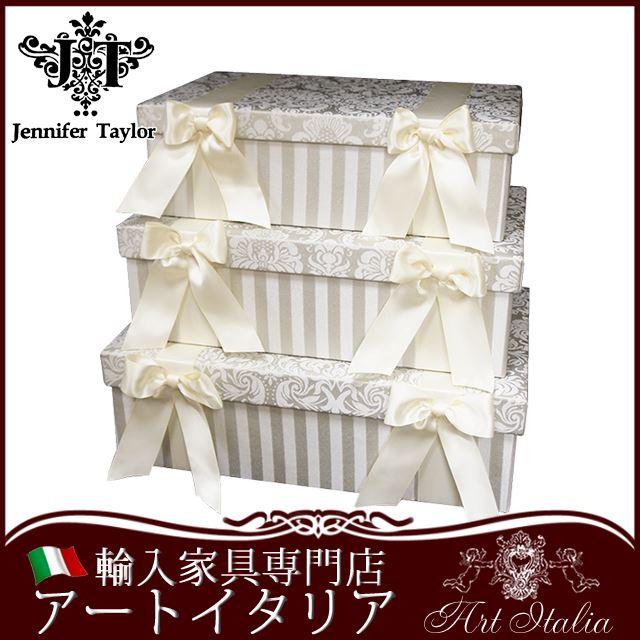 【ポイント12倍】 ジェニファーテイラー BOX3Pセット Haruno GR Jennifer Taylor 送料無料