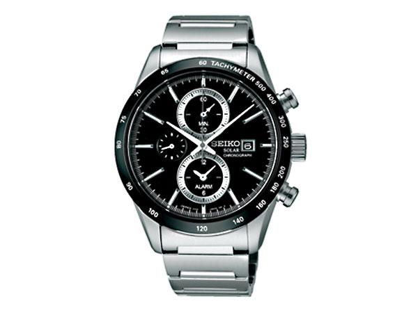 セイコー SEIKO スピリット SPIRIT ソーラー メンズ クロノグラフ 腕時計 SBPY119 国内正規