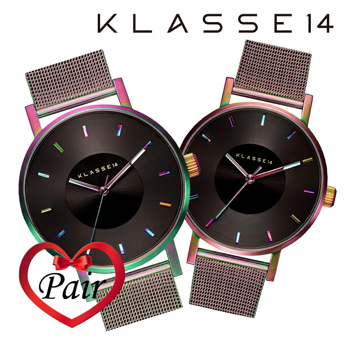 クラス14 klasse14 ペアウォッチ VO15TI002M VO15TI002W プレゼント 贈り物 腕時計 [人気][流行][ブランド][ギフト][プレゼント][あす楽対応][送料無料][海外正規店商品]