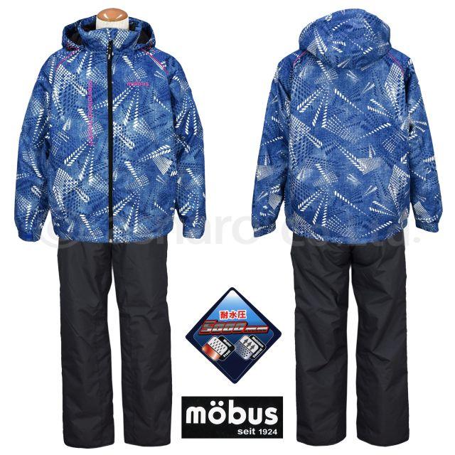 【送料無料】スキーウェア メンズ mobus モーブス 耐水圧5000mm スキーウエア WARMWRAP☆全4色【あす楽対応_北海道】