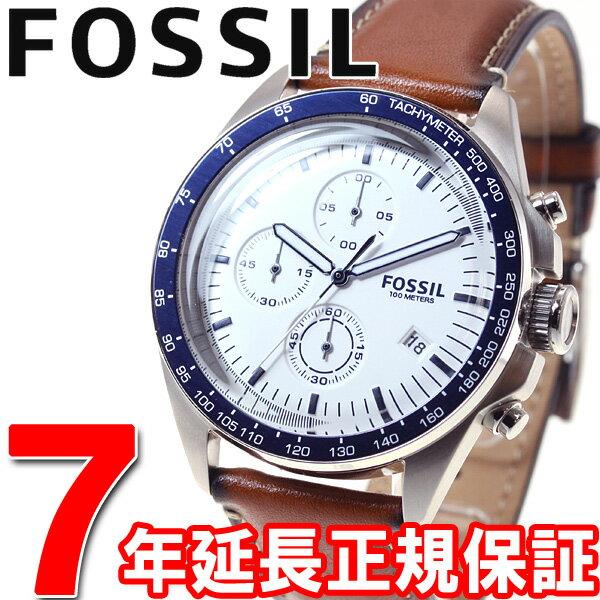 フォッシル FOSSIL 腕時計 メンズ スポーツ54 SPORT 54 クロノグラフ CH3029