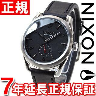 【1000円OFFクーポン!9月19日9時59分まで!】ニクソン NIXON C39レザー C39 LEATHER 腕時計 メンズ/レディース ブラック/レッド NA459008-00【あす楽対応】【即納可】